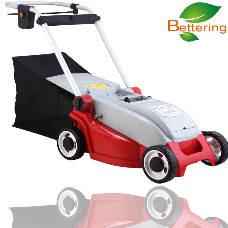 Electric Cordless Push Lawn Mower with GS CE EMC RoHS (Xss33-ED)