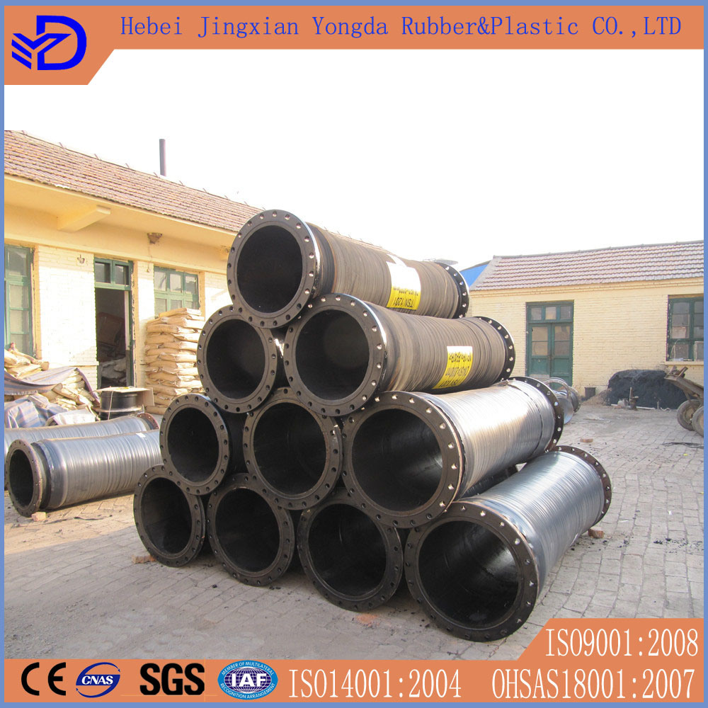 Industrial Water Dredging Flexible Rubber Hose