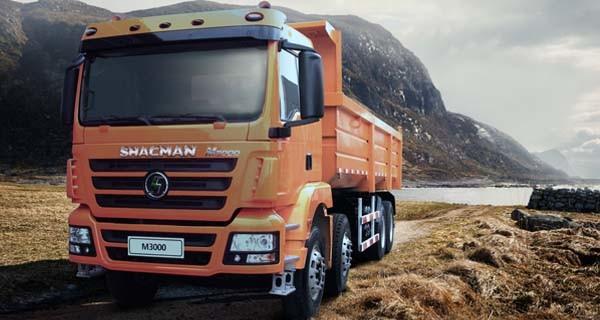 Shacman Truck Shacman Tractor Truck and Shacman Dump Truck