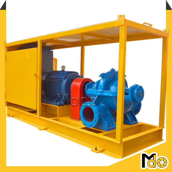 Horizontal Centrifugal Double Suction Water Pump for Farm Irrigation