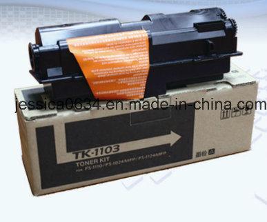 Compatible Tk1103 Toner Cartridge W/Chip for Kyocera Fs-1110/1024mfp/1124mfp