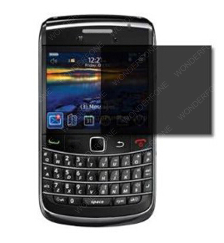 Mobile Phone Privacy Screen Protector for Blackberry 9700