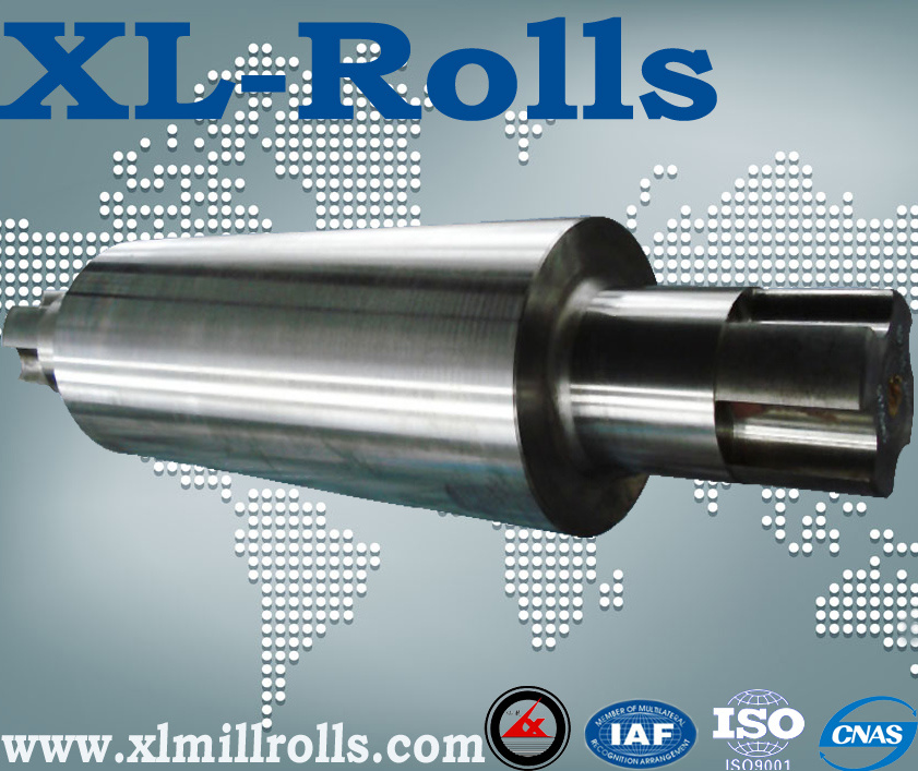 High Chromium Steel Rolls (High-Cr)
