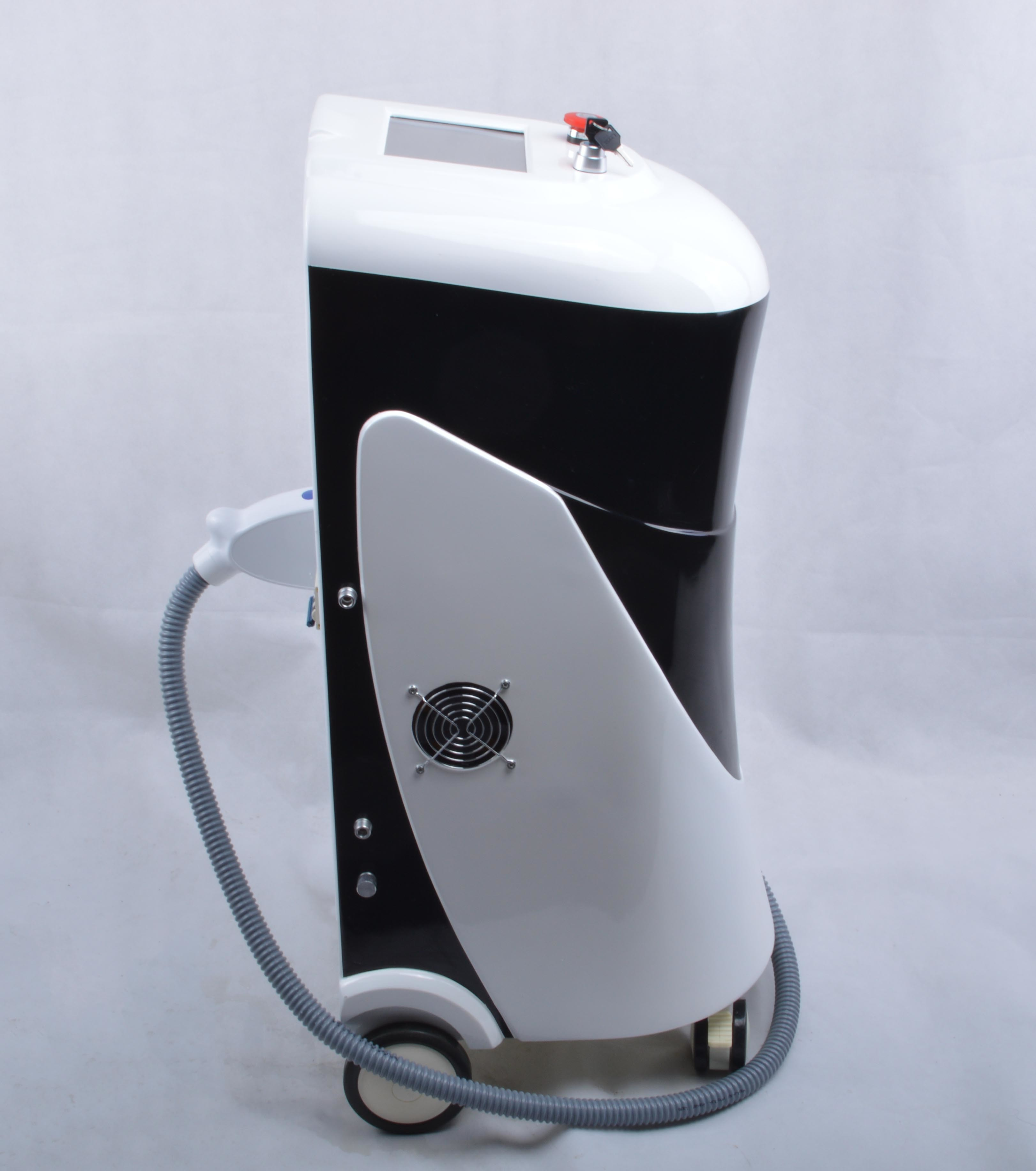 Permanent 808nm Diode Laser Hair Removal Beauty Machine Painless Salon Beauty Equipment