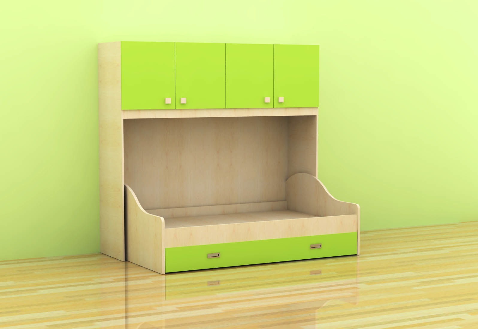 Multifunctional Bed E031 G2 Photos Pictures