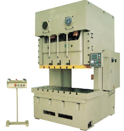 C-Type Two Point Power/Mechanical Press (PTC-80B)