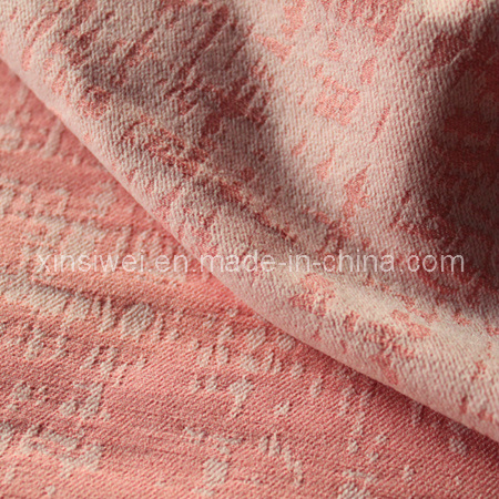 Double-Color Warp Spandex Jacquard/Dobby Fabric