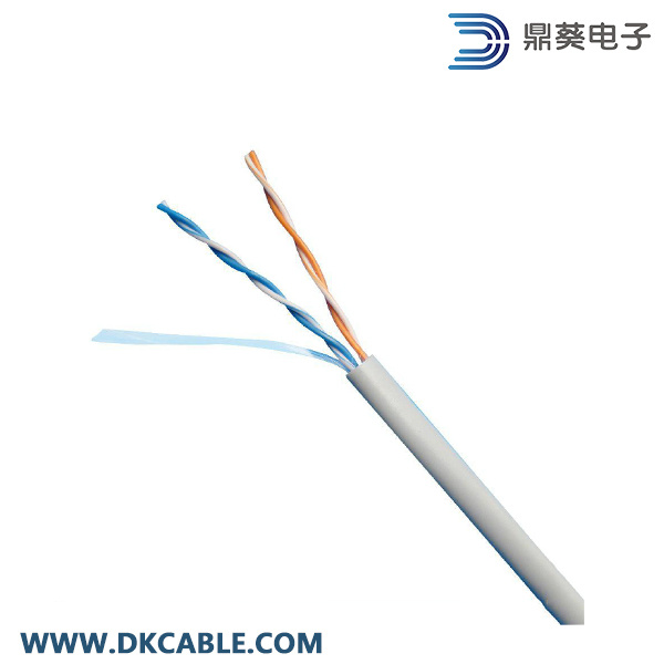 Cat5e 24AWG 2p Cable UTP Indoor Network Cable