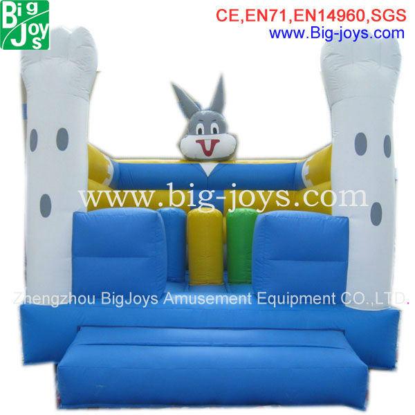 Large Inflatable Bouncer, Kids Inflatable Castle Boncer (BJ-F08)