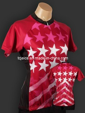 Short Sleeve Cycling Jersey (TC001)