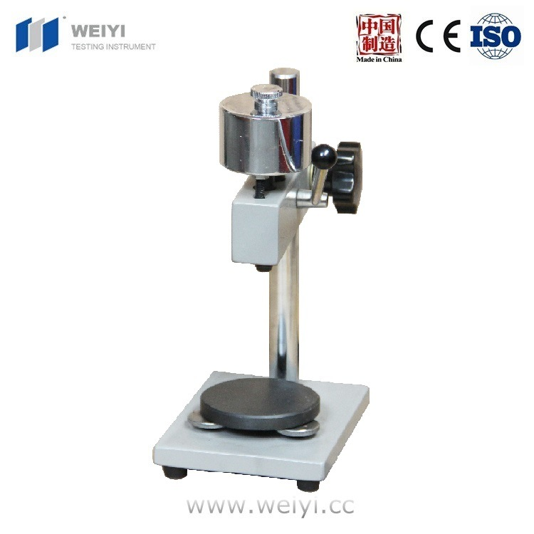 Shore a Lx-a Hardness Tester with Stand for Plastic Material