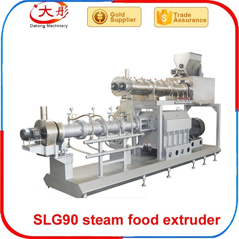 Hot Sale China Extruding Dog Pet Food Making Machine