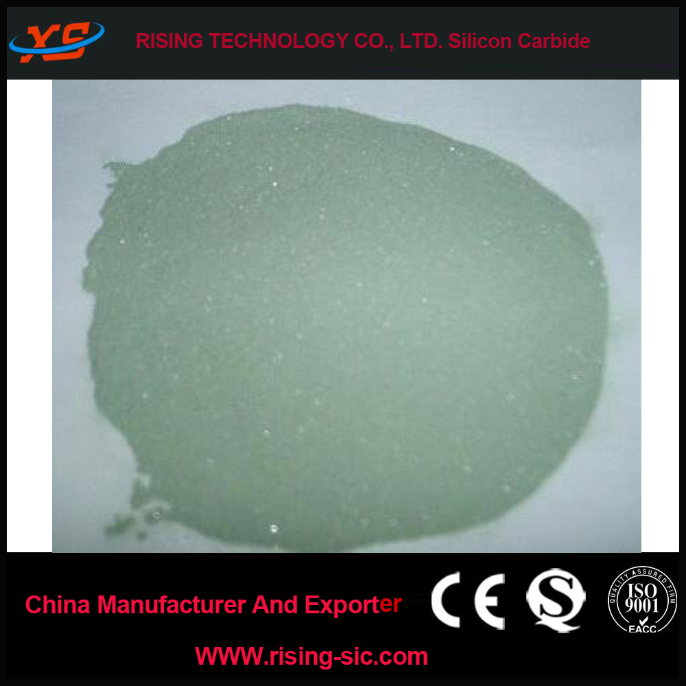Silicon Carbide Refractory Powder Compared with Sic