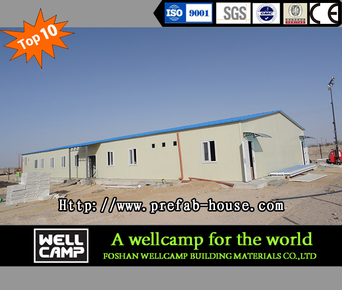 Oman Project Mobile Modern Prefabricated House for Office