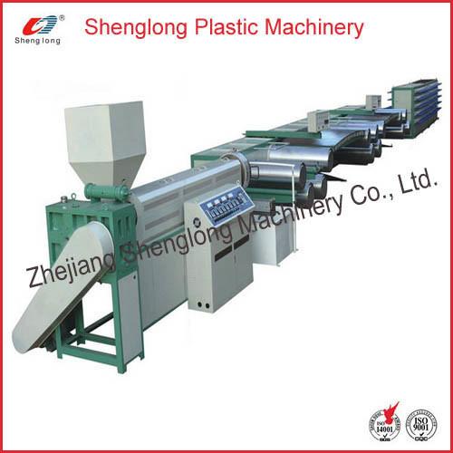 Plastic PP Yarn Extruder Machine /Drawing Machine