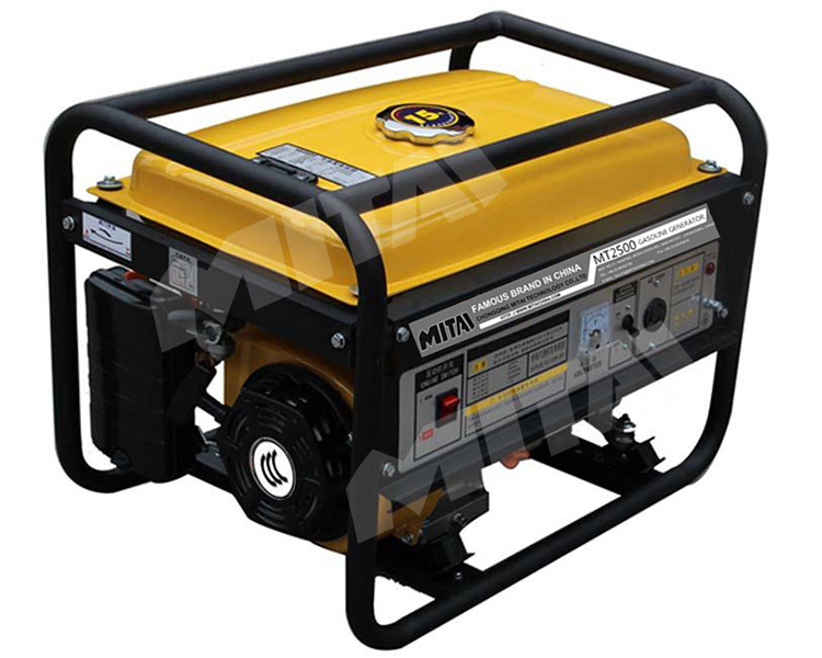 2kw Gasoline Portable Generator Rental with 3 Years Warranty