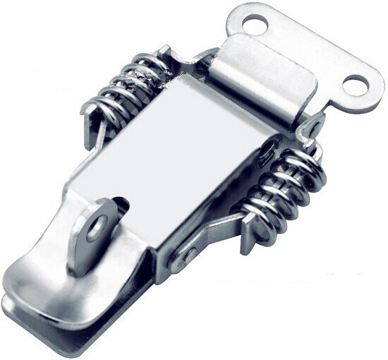 Spring Steel Toggle Latch Clamp