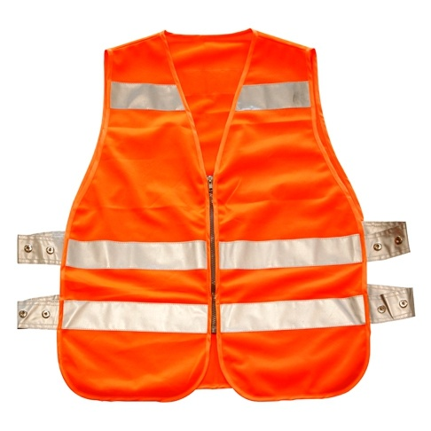 High Visibility Workwear Reflective Safety Vest