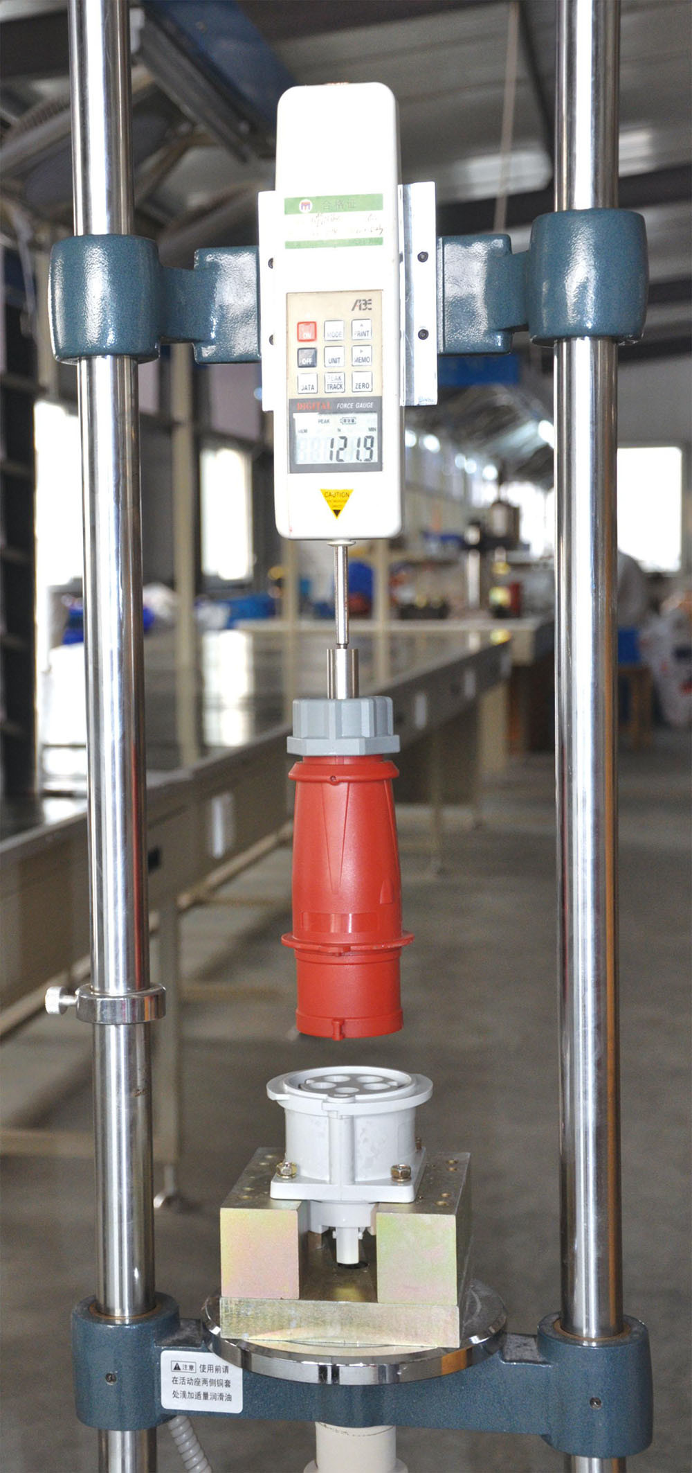 IP67 32A 2p+E Cee Waterproof Industrial Plug