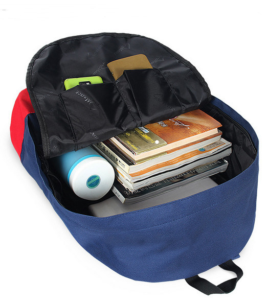 Leisure School Backpack for Student, Teenagers, Outdoor Activity