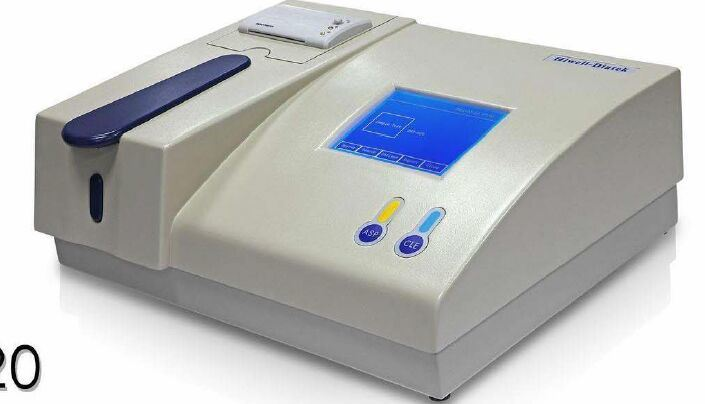 Medical Laboratory Machinery / Semi Auto Biochemistry Analyzer (DR-200Bs)