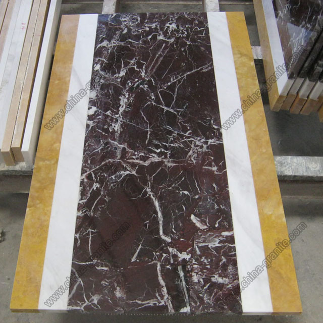 Black Absolute, Blue Pearl Polished Granite for Slab or Tile (Interock)