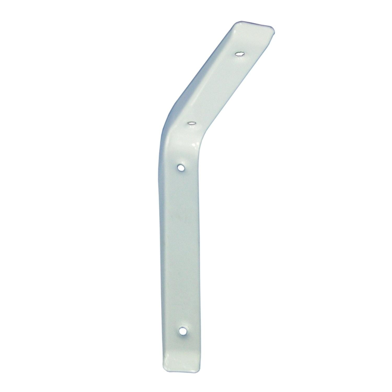 Shelf Brackets Wickes Axis Glass Shelf L500mm D115mm 100