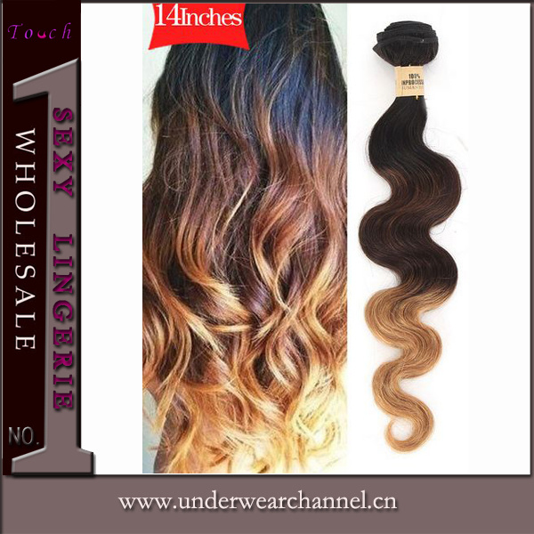 Wholesale Remy Human Hair, Hair Extension, Virgin Brazilian Hair (0219)