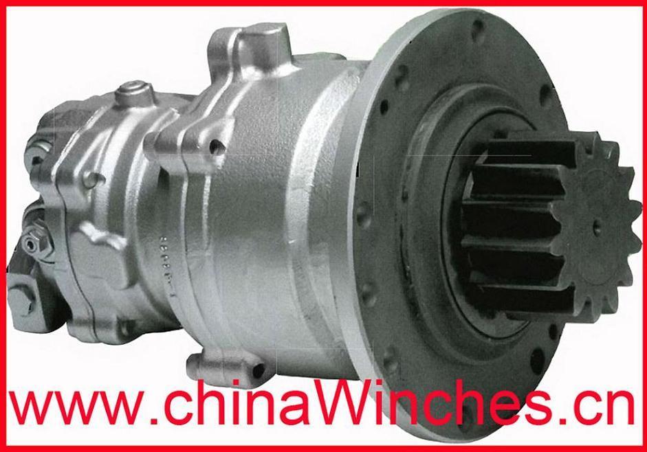 China Kayaba Kyb Msg 27p 44p Hydraulic Gearbox Swing