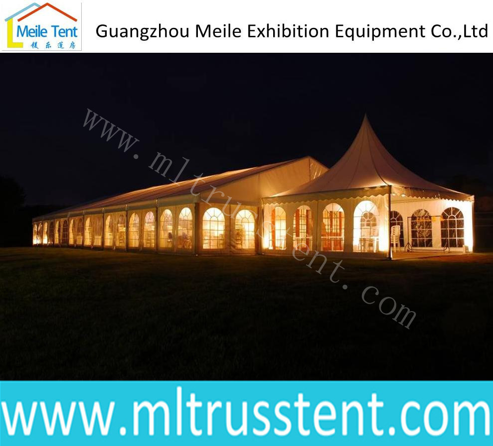 Heavy Duty Roof Top Wedding Party Marquee