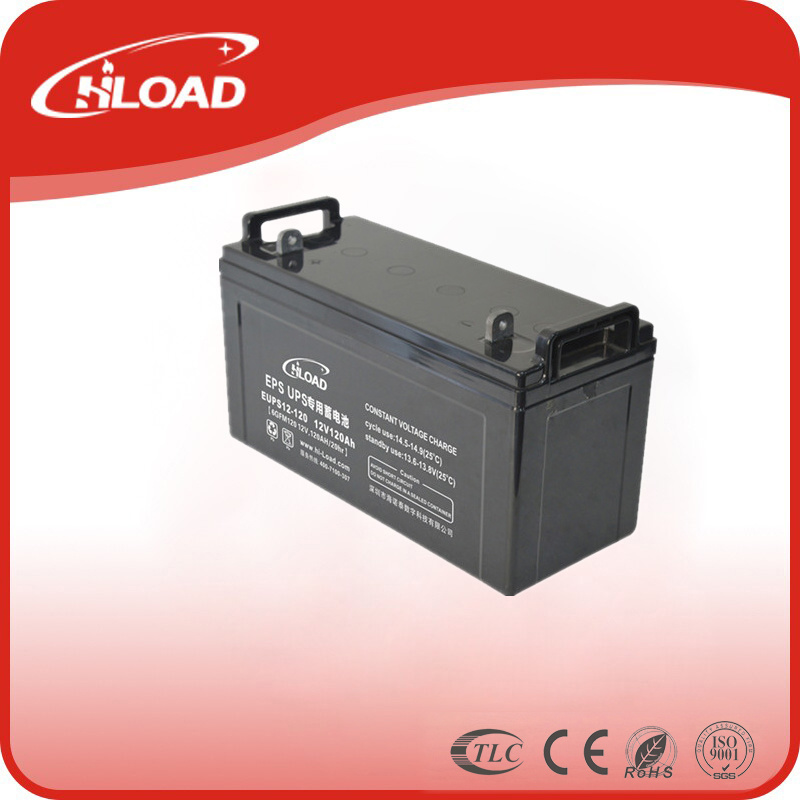 12V 120ah Sealed Lead Acid UPS Battery with CE Approve