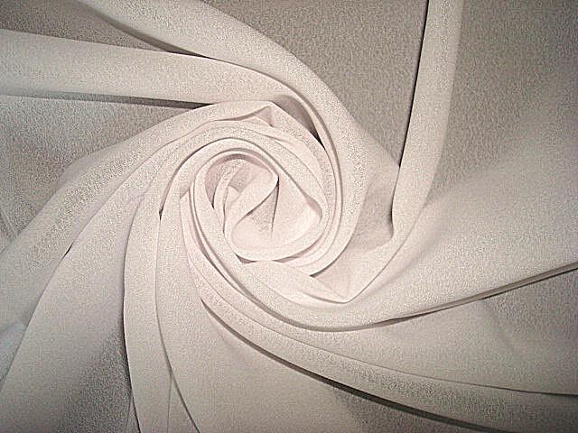 Imitation Silk Crepe De Chine Fabric