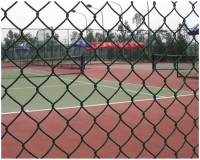 Chain Link Fence in Good Quality