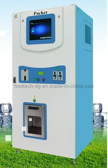 Vending Machine (180kg Ice with Auto Bagging Dispenser)
