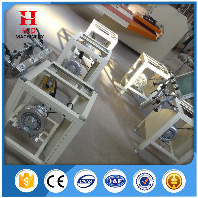Suction Table Manual Screen Printer with High Precision