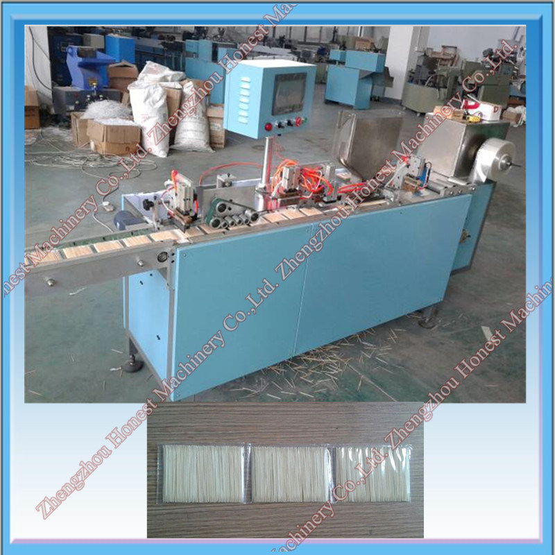 Automatic Plastic Toothpick Packing Machine