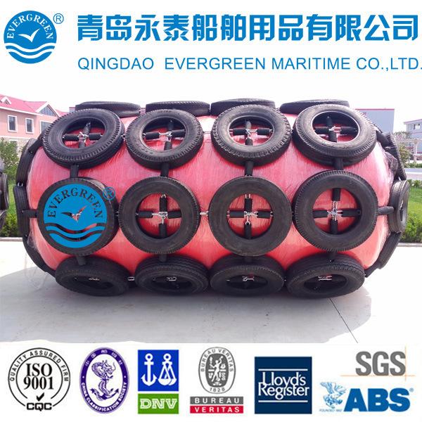 Highest Quality Resilient Closed-Cell EVA Foam Fender for Boat/Ship/Dock