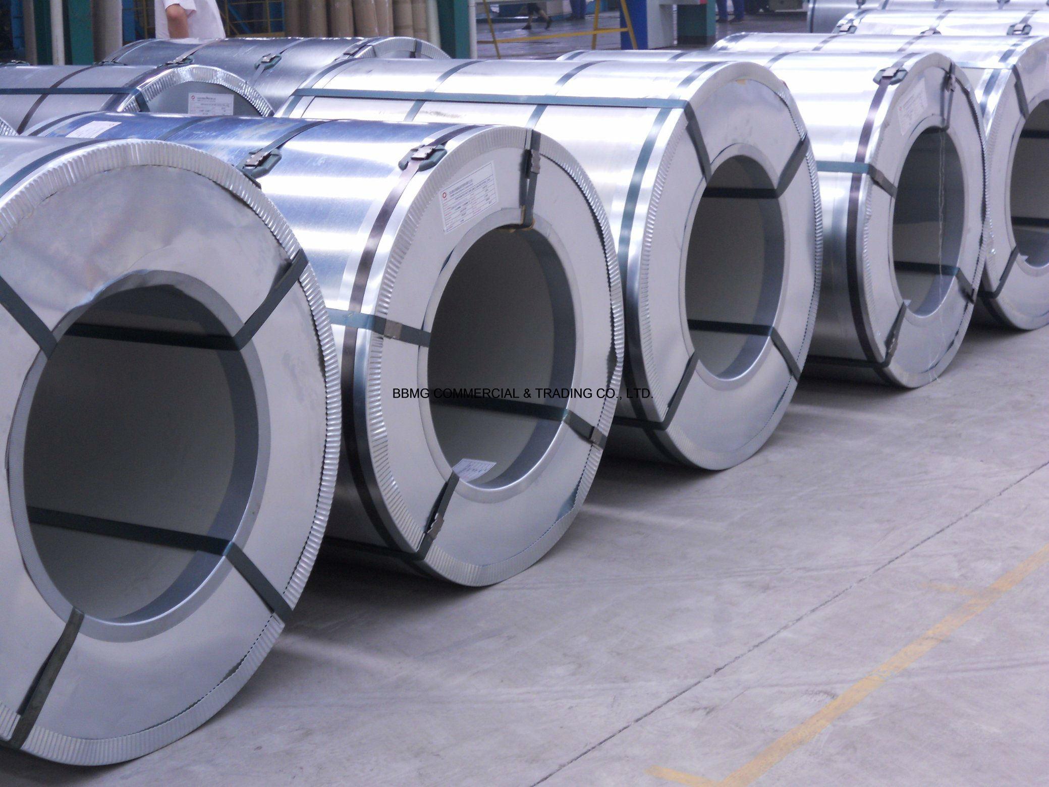 Galvanized Steel Coil/G90 SGCC Dx51d Zinc Coated Galvanized Steel Coil
