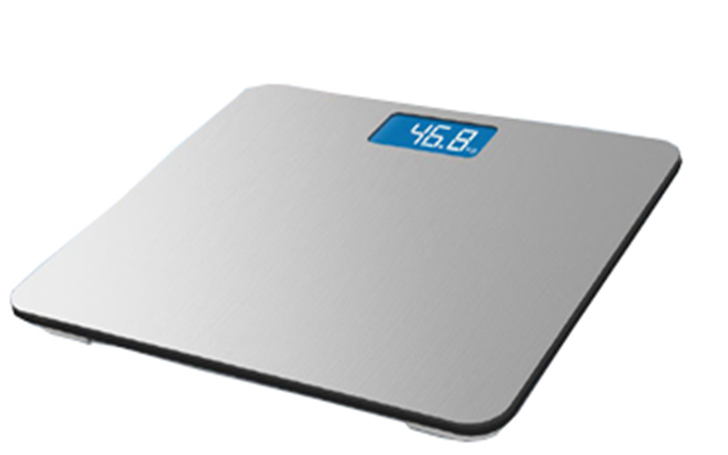 Stainless Steel Platform Form Bathroom Scale (BB339L)