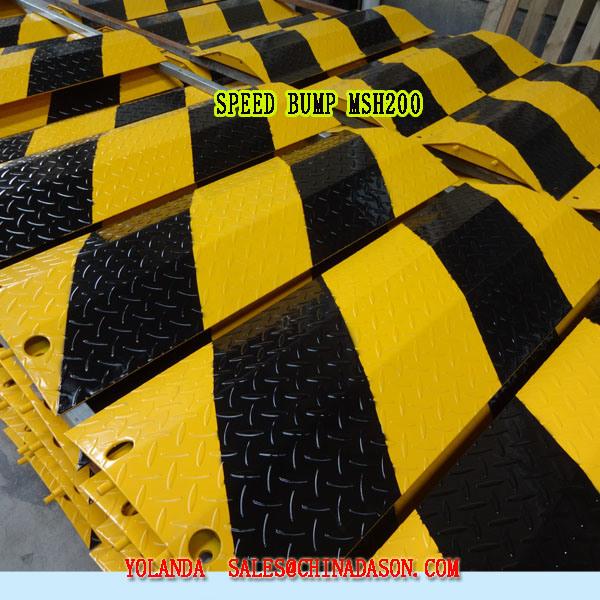Steel Speed Bump Msh200