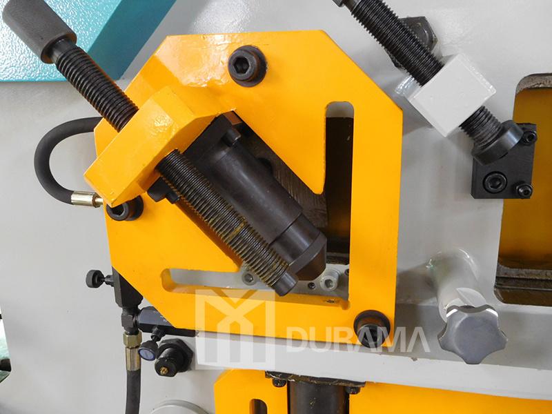 Hydraulic Ironworker, Cutting, Ironwork Machine, Universal Punching & Shearing Machine / Punching Machine