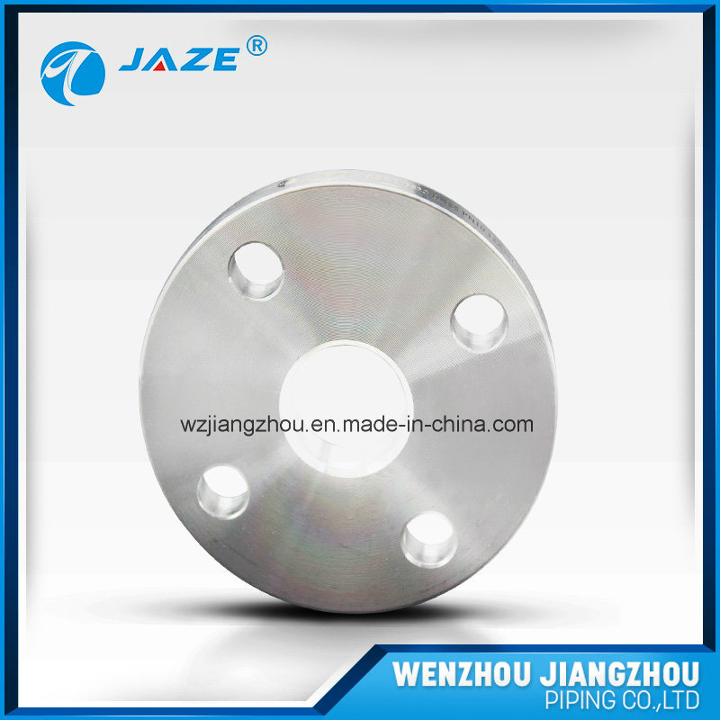 Stainless Steel Forging Pipe Flange 4 Holes