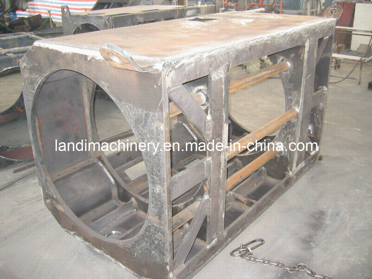 Carbon Steel Housing Fabrication