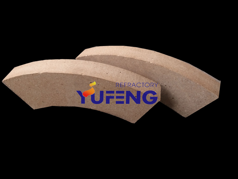 Refractory Circle Brick for Cupola Furnace