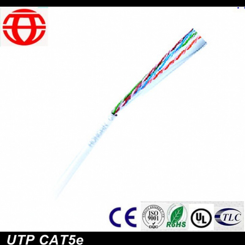 UTP Cat5e Indoor Data Cable for Digital Communications