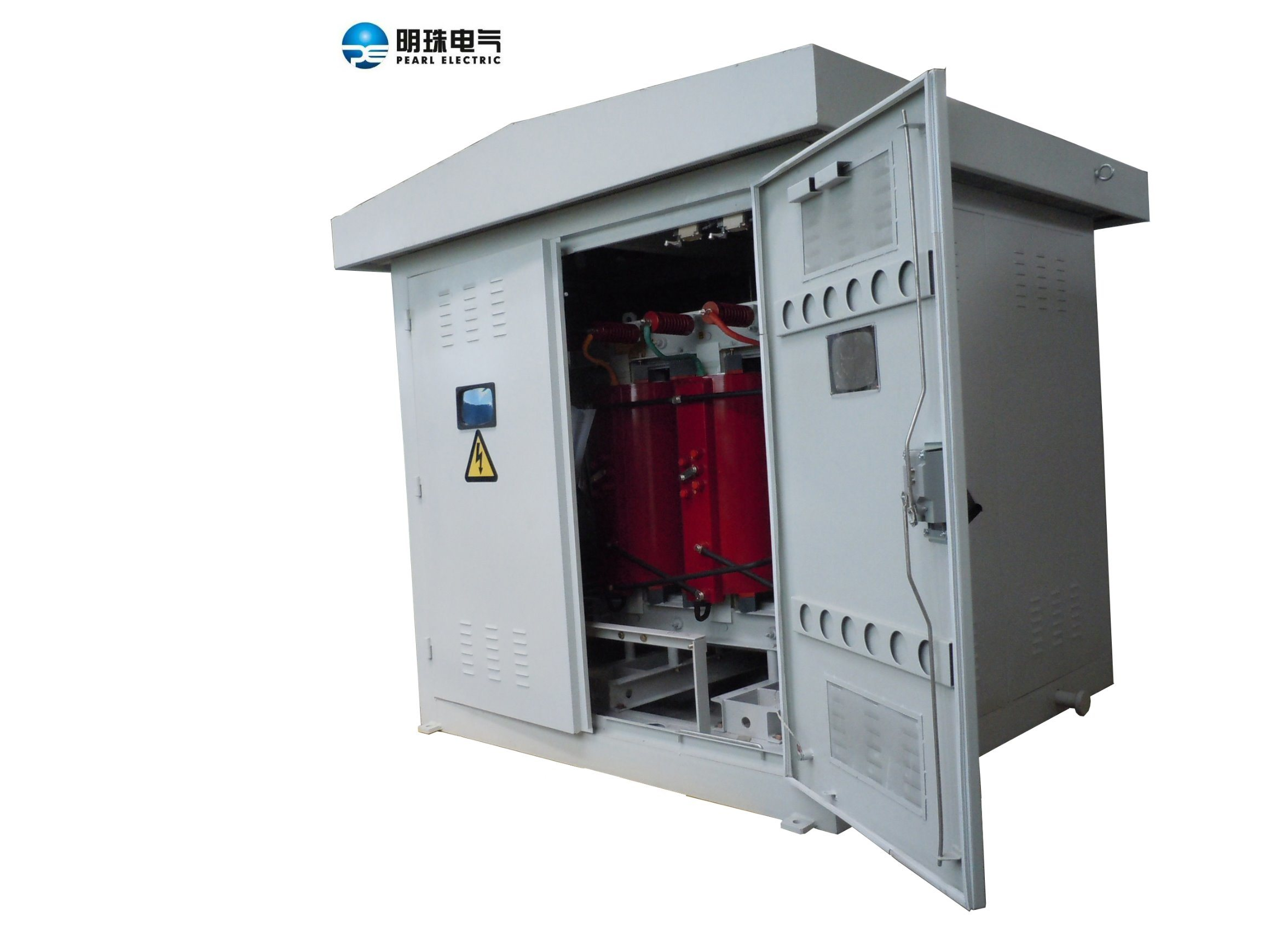 6.6kv Class Oil-Immersed Distribution Transformer