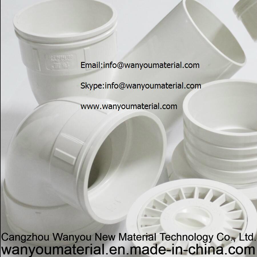 High Quality PVC Pipe Fitting-PVC Elbow