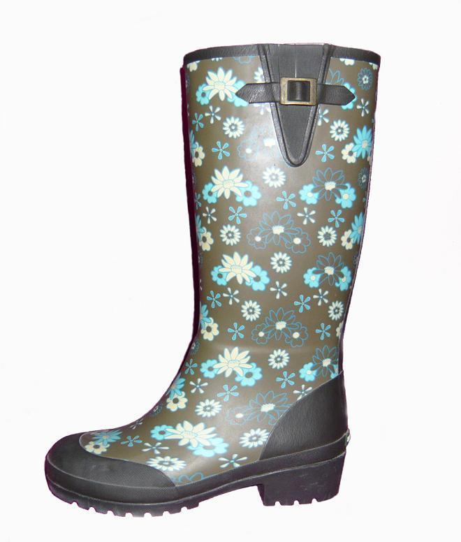 Fashion Rubber Boots - China Rubber Boots, Fashion Boots