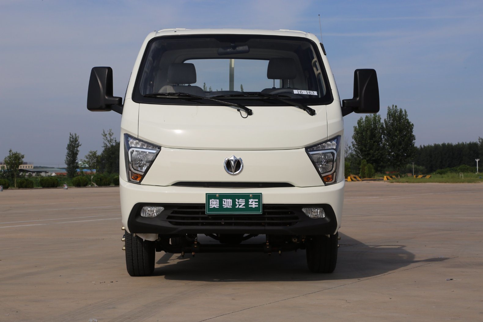 Waw Light Truck with Euro 5 Engine