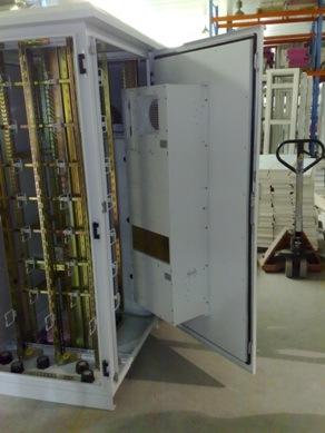 Air Conditioner for Telecom (HRUC A)